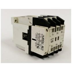 AUDIOLI C25 - Contattore a 3 Poli - 220/230V