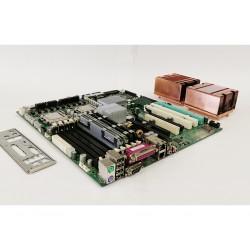 Kit Motherboard SUPERMICRO X7DA8 - CPU Intel Xeon E5410 2.33Ghz - Ram 16GB DDR2