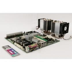 Kit Motherboard GIGABYTE GA-7BESH-HR - CPU Intel Xeon 5110 1.60Ghz - RAM 4GB DDR2