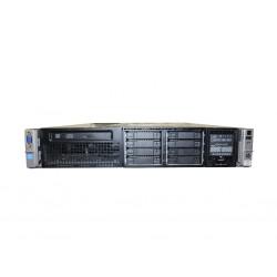 Server HP Proliant DL380P Gen 8 - 8 x 4GB Ram DDR3 (32GB) - 2 x Intel Xeon E5 2620 - 2 x PSU 460W - Lettore DVD