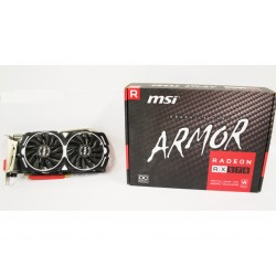 MSI RADEON RX570 ARMOR 4G OC - Scheda Video Pci/e Dvi-D HDMI *3DP