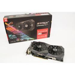 ASUS ROG STRIX RX570 4GB GDDR5 - Scheda Video Pci/e 2*DVI-D HDMI DP