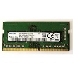 SAMSUNG M471A1K43CB1CRC - RAM DDR4 8GB (1x8GB) 2400MHz PC4-2400T 19200 260pin