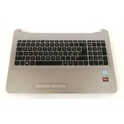 Kit Tastiera + Touchpad + Scocca superiore per HP 250 G5 + Flat