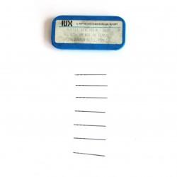 Ø 0,65mm HSS Punta ILIX 6151 DIN 338-N - kit da 7 punte