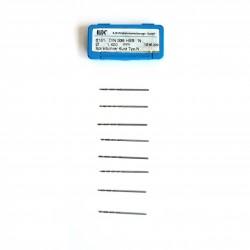 Ø 1,4mm HSS Punta ILIX 6151 DIN 338-N - kit da 8 punte