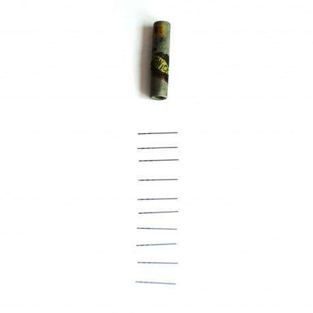 Kit 10 x Punte da Trapano EDGWICK da 0,8mm