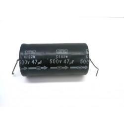 Condensatore Polimerico 500 V 47 UF Nippon Chemi-Con