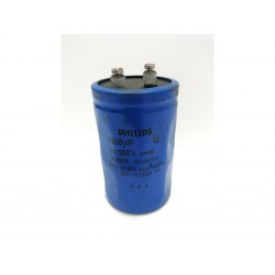 Condensatore Phlips 1000 uF 385 V