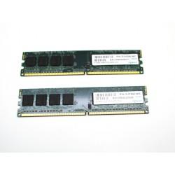 Apacer 2 RAM 512 MB Unb PC2 – 4300 CL4