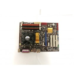 Kit Scheda madre Asus P5P43TD + CPU Intel core 2 Q9400 2.66GHz + 2GB Ram DDR 1333