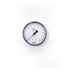 Wika 3258172 - Manometro 111.14 Pressione Gomme Pneumatici 63mm
