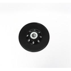 Platorello per Dischi Abrasivi 116x14mm - Nero