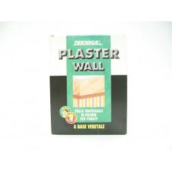 Teknica PLASTER Wall COLLA Universale in POLVERE per PARATI a Base Vegetale 250gr