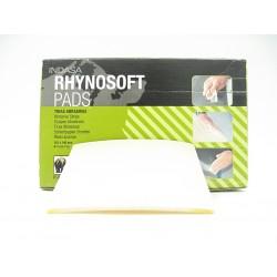 2 X RhynoSoft Pads STRISCIE ABRASIVE 115x140mm