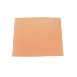 4x S-SAITAC AW-D Carta Abrasiva Professionale al Corindone Idro-Resistente Foglio 230x280mm P60