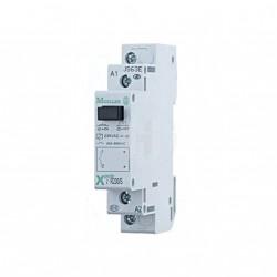 Moeller Mod. Z-R230/SO - Contattore d'Installazione 230VAC/50Hz 1NA1NC 20A 1U