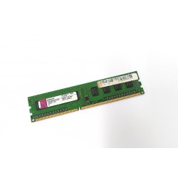 KINGSTON - Memoria Ram 1Gb DDR PC3-10600U (ACR128X64D3U1333C9)