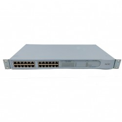 3COM- Switch 3300 XM 3C16985B 24 Porte 10/100 W/Rack Mount ( 1698-510-051-8 )