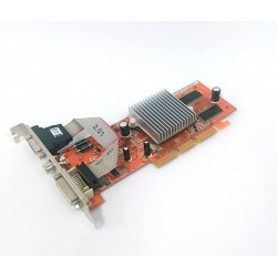 Asus - PC Scheda Video AGP A9250/TD/128M/A A165C Rev 1.01