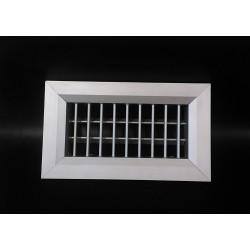 Grigla di Ventilazione in Alluminio 140x240mm