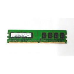 HYNIX Memoria Ram 2Gb PC2-6400U-666-12 (HYMP125U64CP8-S6-AB)
