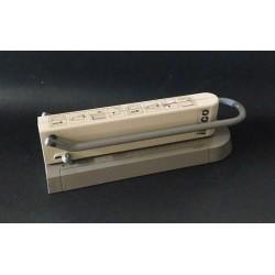 IBICO IBIBABY - Macchina per Rilegatura con Bordo in Plastica o a Filo Metallico