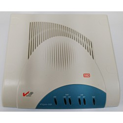 ADSL2/2+ Enterprise BRI VoIP CPE Router - Firewall - VPN - 4xISDN BRI - Multilayer QoS IPVgate-20B