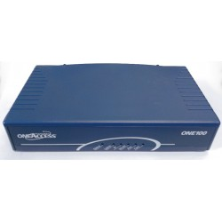 sHDSL Enterprise VoIP Router One 100-4B-2V SD 5E - 4xBRI - 4xLAN Switch - 1 x ETH - 2xFXS - Firewall - VPN - QoS
