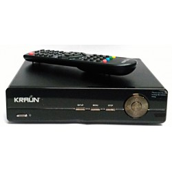 Kraun KR.1H - Box HD USB-Network Media Player 1080P