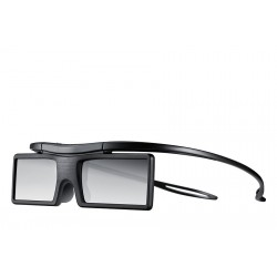 Samsung - 3D Active Glasses Neri a Batteria