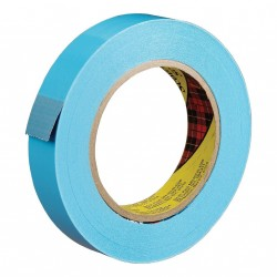 3M Scotch - Nastro Adesivo Strapping Tape 8898 Blu 24mm x 55MT - 1 Rotolo