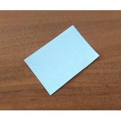3000 x Laccetto Rivestito in Plastica Alimentare Multiplast S:25 70mm - Bianco