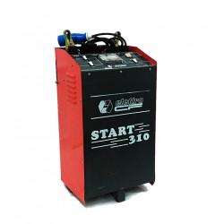 ELETTRO 595 - Carica Batteria 12-24V Carrellato con Avviamento Rapido Monofase START 310