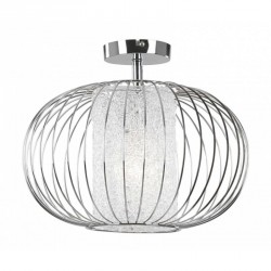 GLOBO Lighting JAIL - Lampadario di Design da Soffitto Mod. 15975D