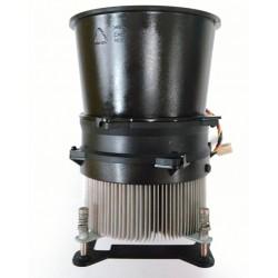 Dissipatore 145x110mm Socket 1156 con Base in Alluminio MagLev 12V 4.4W