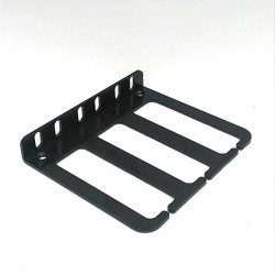 CISCO - Passacavi Plastico Armadio Rack 3U - NERO