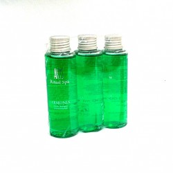 AKYS 3.38-FL-OZ - 3 x Doccia Shampoo Aromasensoriale 100ml