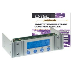 Q-TEC 13952 - 544TC Temperature Control Bay LCD