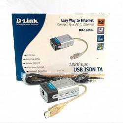 D-Link DU-128TA+ - USB ISDN TA 128k bps