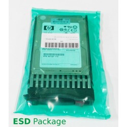 "HP 512744-001 - SAS 146GB 15K 2.5"" 6G DP Hard Disk with Caddy"