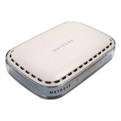 NETGER GS605v3 - Switch 5 Porte Gigabit Base-T RJ45 - Bianco