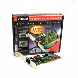 Trust 8713439126778 - 56K V92 PCI Modem