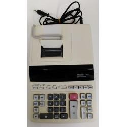 Calcolatrice da Tavolo SHARP EL-2607PC - 2 Colori 12 Cifre 4.3 Linee per Secondo
