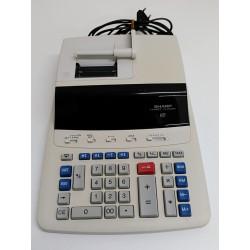 SHARP Calcolatrice da Tavolo CS-2635RH - 2 Colori 12 Cifre 4.3 Linee per Secondo