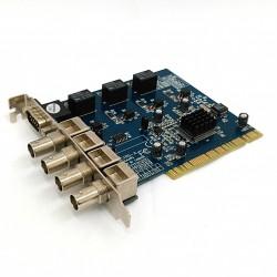 Avermedia 0405AAPS - DVR Scheda di Acquisizione Video 4 Canali PCI C1RS-A