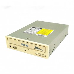 ASUS CD-S500/A - Lettore CD-ROM 5V-1.2A / 12V-15.4 - Beigie
