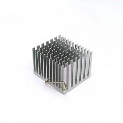 Dissipatore Termico in Alluminio 42,5x39mm H 30mm