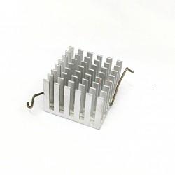 Dissipatore Termico in Alluminio 42,5x42,5mm H 30mm