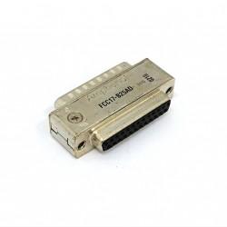 Amphenol FCC17-B25AD - Adattatore 25 PIN Femmina/Maschio